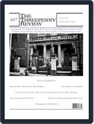 The Threepenny Review (Digital) Subscription September 1st, 2021 Issue