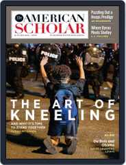 The American Scholar (Digital) Subscription September 1st, 2021 Issue
