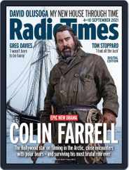 Radio Times (Digital) Subscription September 4th, 2021 Issue