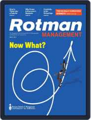 Rotman Management (Digital) Subscription August 16th, 2021 Issue