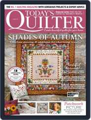 Today's Quilter (Digital) Subscription September 1st, 2021 Issue