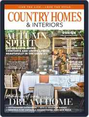 Country Homes & Interiors (Digital) Subscription October 1st, 2021 Issue