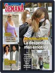 Semana (Digital) Subscription September 8th, 2021 Issue