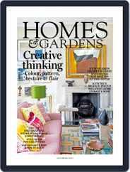 Homes & Gardens (Digital) Subscription October 1st, 2021 Issue