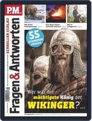 P.M. Fragen & Antworten (Digital) Subscription September 1st, 2021 Issue