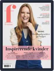 femina Denmark (Digital) Subscription September 2nd, 2021 Issue