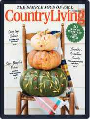 Country Living (Digital) Subscription October 1st, 2021 Issue