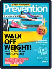 Prevention (Digital) Subscription October 1st, 2021 Issue