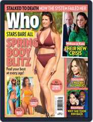 WHO (Digital) Subscription September 13th, 2021 Issue
