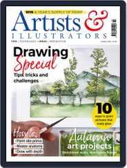 Artists & Illustrators (Digital) Subscription October 1st, 2021 Issue