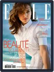 Elle France (Digital) Subscription September 3rd, 2021 Issue