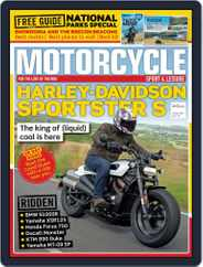Motorcycle Sport & Leisure (Digital) Subscription October 1st, 2021 Issue