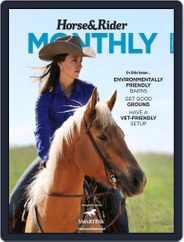 Horse & Rider (Digital) Subscription September 1st, 2021 Issue