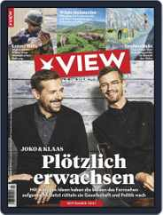 View (Digital) Subscription September 1st, 2021 Issue