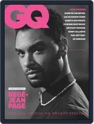 British GQ (Digital) Subscription October 1st, 2021 Issue