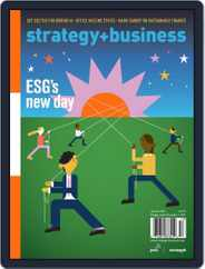 strategy+business (Digital) Subscription August 31st, 2021 Issue