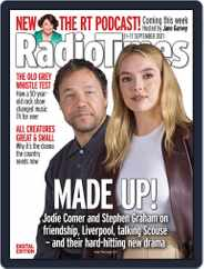 Radio Times (Digital) Subscription September 11th, 2021 Issue