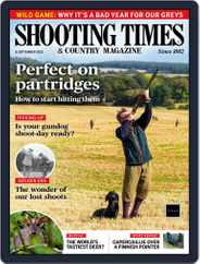 Shooting Times & Country (Digital) Subscription September 8th, 2021 Issue