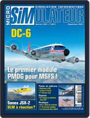 Micro Simulateur (Digital) Subscription September 1st, 2021 Issue