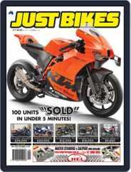 Just Bikes (Digital) Subscription September 9th, 2021 Issue