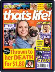 that's life! (Digital) Subscription September 16th, 2021 Issue