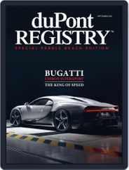 duPont REGISTRY (Digital) Subscription September 1st, 2021 Issue