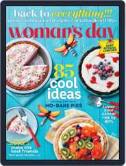 Woman's Day (Digital) Subscription August 1st, 2021 Issue