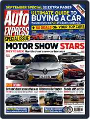 Auto Express (Digital) Subscription September 8th, 2021 Issue