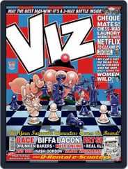 Viz (Digital) Subscription October 1st, 2021 Issue