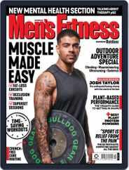 Men's Fitness UK (Digital) Subscription September 1st, 2021 Issue