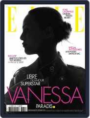 Elle France (Digital) Subscription September 10th, 2021 Issue