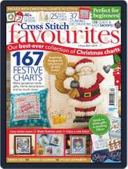 Cross Stitch Favourites (Digital) Subscription September 4th, 2021 Issue