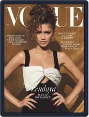 British Vogue (Digital) Subscription October 1st, 2021 Issue