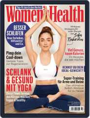 Women's Health Deutschland (Digital) Subscription October 1st, 2021 Issue