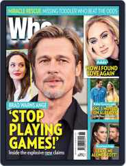 WHO (Digital) Subscription September 20th, 2021 Issue