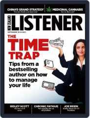 New Zealand Listener (Digital) Subscription September 18th, 2021 Issue