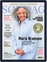 SØNDAG (Digital) Subscription September 13th, 2021 Issue