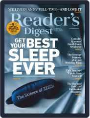 Reader's Digest Canada (Digital) Subscription October 1st, 2021 Issue