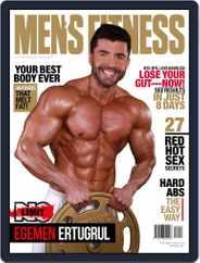 Men's Fitness South Africa (Digital) Subscription September 1st, 2021 Issue