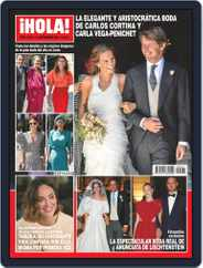 Hola (Digital) Subscription September 15th, 2021 Issue