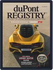 duPont REGISTRY (Digital) Subscription October 1st, 2021 Issue