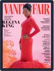 Vanity Fair (Digital) Subscription October 1st, 2021 Issue
