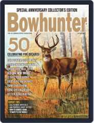 Bowhunter (Digital) Subscription October 1st, 2021 Issue