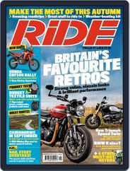 RiDE United Kingdom (Digital) Subscription September 15th, 2021 Issue