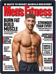 Men's Fitness UK (Digital) Subscription October 1st, 2021 Issue