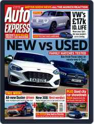 Auto Express (Digital) Subscription September 15th, 2021 Issue