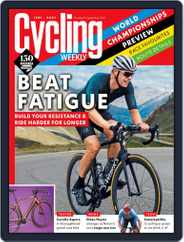 Cycling Weekly (Digital) Subscription September 16th, 2021 Issue