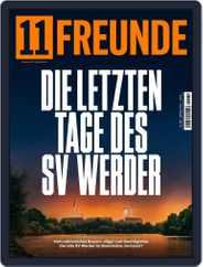 11 Freunde (Digital) Subscription October 1st, 2021 Issue