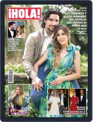 ¡Hola! Mexico (Digital) Subscription September 30th, 2021 Issue