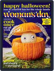 Woman's Day (Digital) Subscription October 1st, 2021 Issue